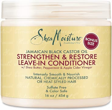 shea moisturise leave in